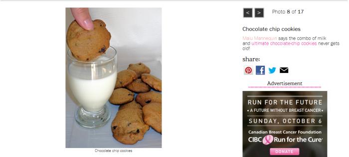 cookie chatelaine