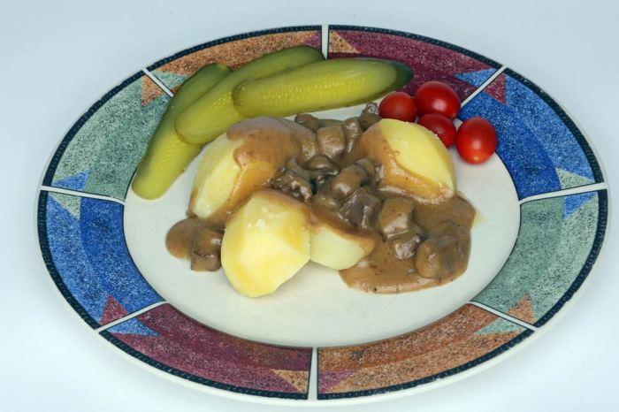 Liver-meal